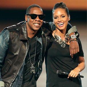 Jay-Z mochte Alicia Keys 'Original Vocals On' Empire State of Mind nicht
