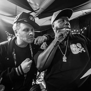 Killer Mike & El-P Credit Run The Jewels Name To LL Cool J Line