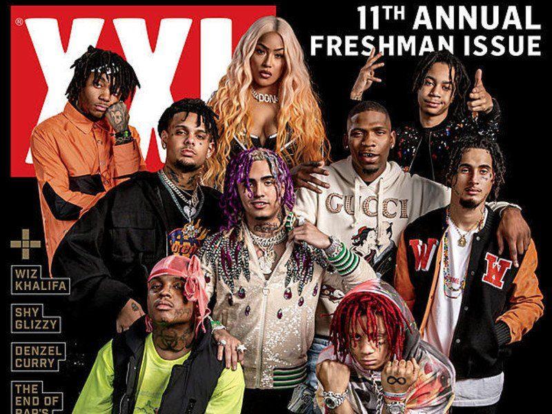 2 Chainz lister opp sine 2018 XXL Freshman Class Snubs