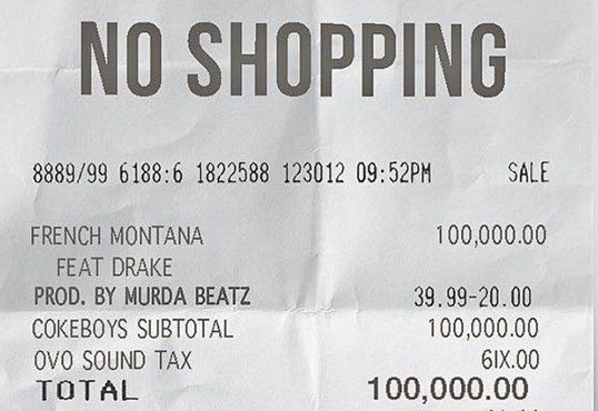 Drake geht zu Joe Budden auf 'No Shopping