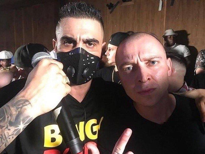 Oxxxymiron vs. Dizaster Rap bardaga lifir allt í uppnámi á heimsyfirráðum KOTD 7