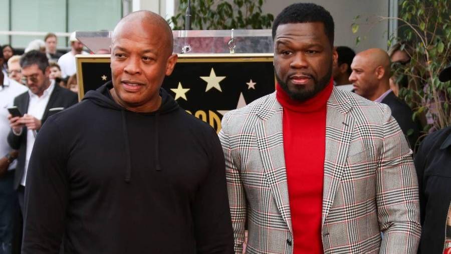 50 Cent, Snoop Dogg & Ice Cube Senden Sie nach dem Krankenhausaufenthalt Unterstützungsbotschaften an Dr. Dre