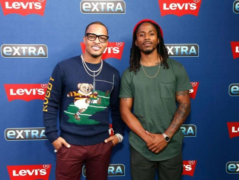 D Smoke Talks teilen die Aufregung um die Grammy-Nominierung mit Snoop Dogg, T.I. & John Legend