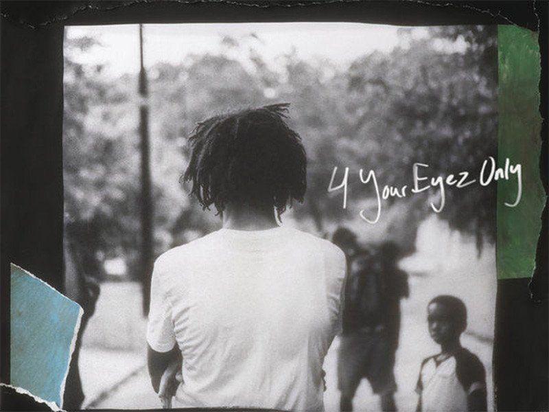 Hier ist die Geschichte hinter J. Coles '4 Your Eyez Only'-Album-Cover