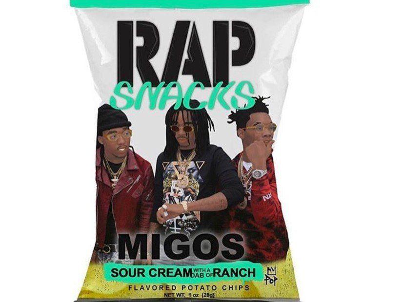 Rap Snacks CEO sier Migos 'Dab Of Ranch Jingle vil bli utgitt som en kommersiell singel