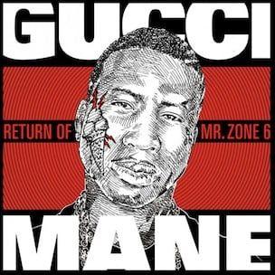 """Треклисти и корици, разкрити за """"Завръщането на господин Зона 6"""" на Gucci Mane"""