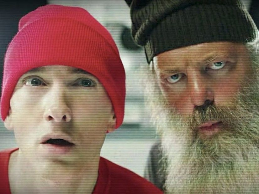 Eminem feirer jubileum for 'Marshall Mathers LP 2