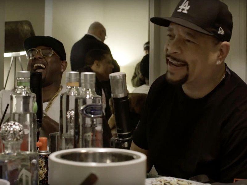 Ice-T avslører hvorfor han ikke var fan av 2Pacs 'Hit' Em Up