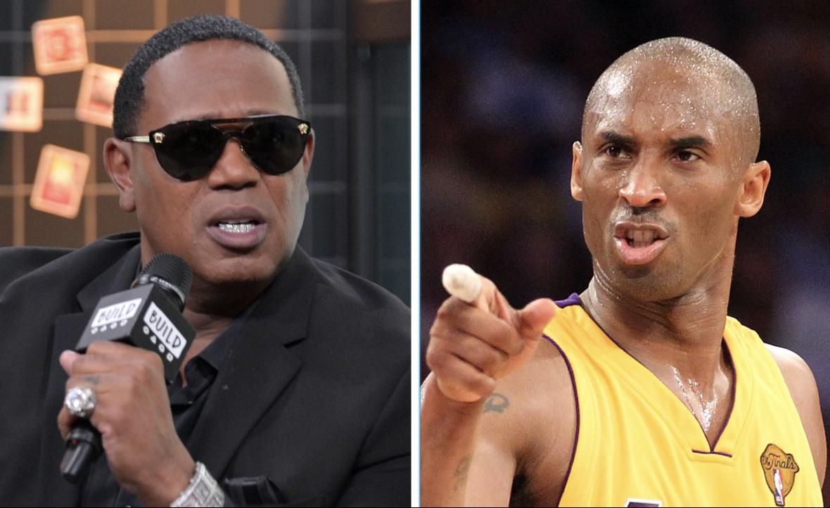 Meister P kämpfte angeblich fast gegen Kobe Bryant, bis Lamar Odom eintrat