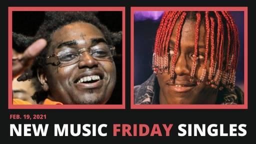 Naujos muzikos penktadienis - nauji singlai iš Lil Yachty su Kodaku Blacku, Chriso Browno ir Youngo Thugo su Mulatto, Lil Durk & Future ir dar daugiau