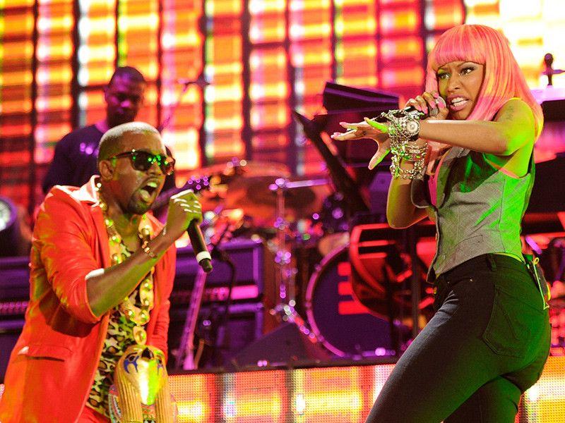 Nicki Minaj erinnert sich an den Kampf um die Rettung von 'Monster' auf Kanye Wests MBDTF