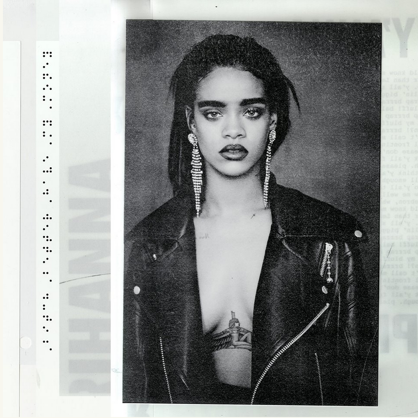 Rihanna veröffentlicht Single 'Bitch Better Have My Money