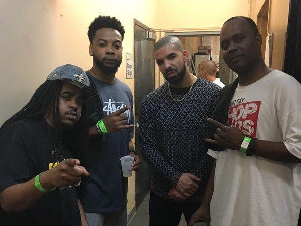 Drake & OG Ron C arbeiten für 'More Chops' & Next 'Fuck Action' Mixtape zusammen