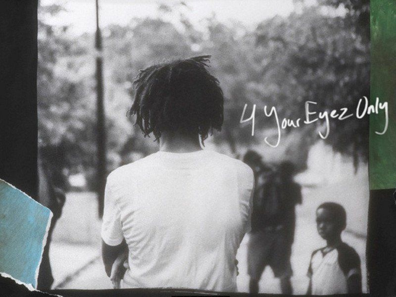 J. Coles '4 Your Eyez Only' wird mit Platin ausgezeichnet (ohne Funktionen)