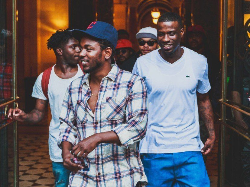 Jay Rock & Kendrick Lamar Go TDE #ThrowbackThursday In 'Wow Freestyle' Video