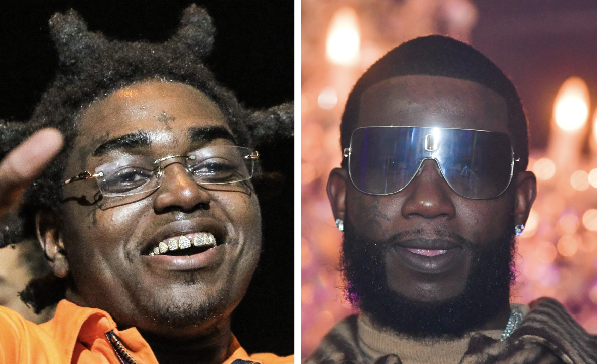 Kodak Black Flames Gucci Mane, weil er ihn wegen seines Klons geärgert hat