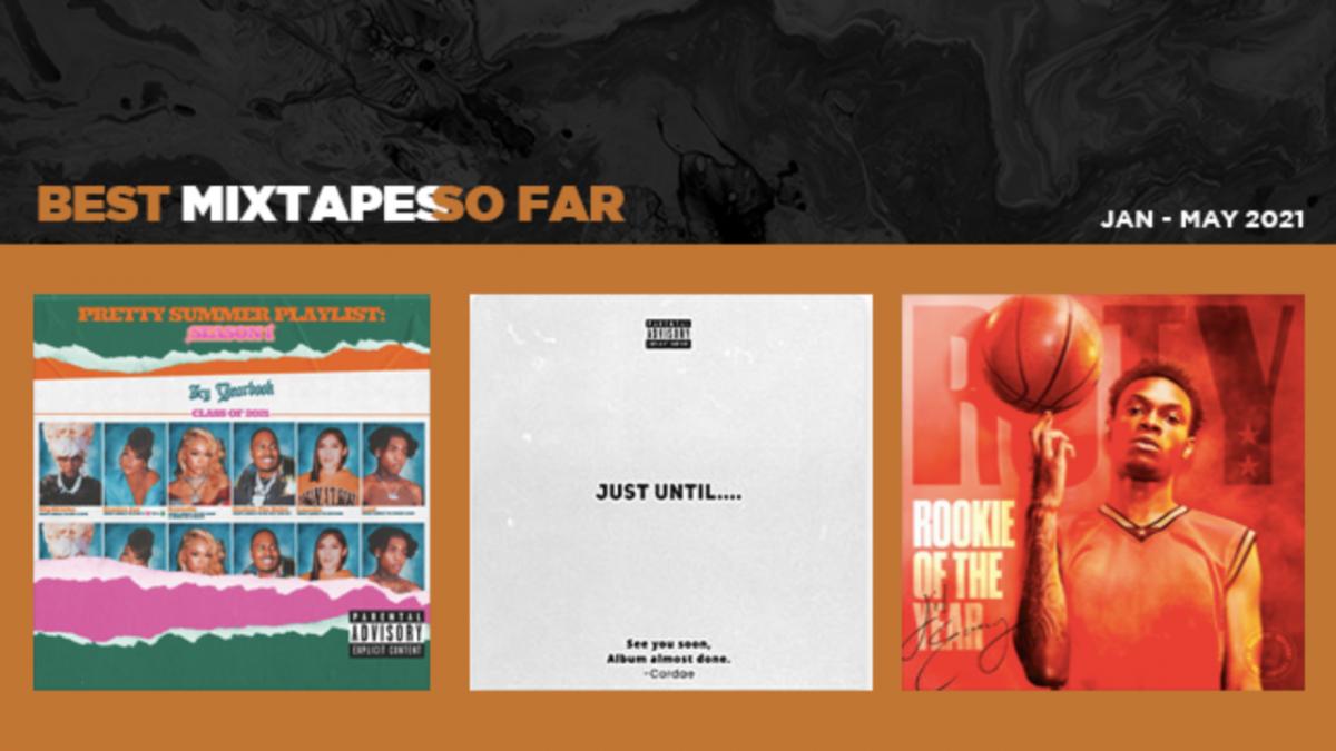 Les meilleures nouvelles mixtapes et EP de hip-hop de 2021 ... (jusqu'à présent)