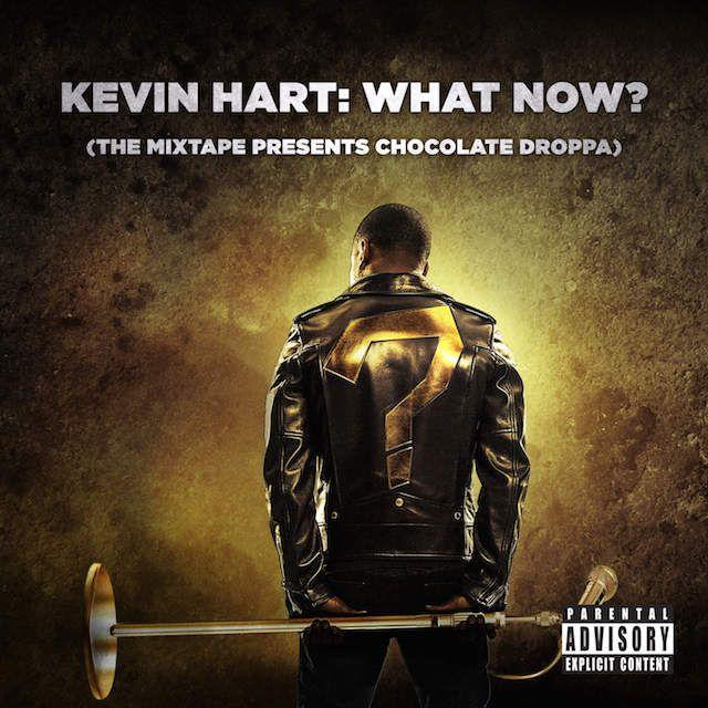 """Kevins Harts jeb Šokolādes Droppa elastīgi pielieto repa prasmes """"Kas tagad?"""" Maisīšana"""