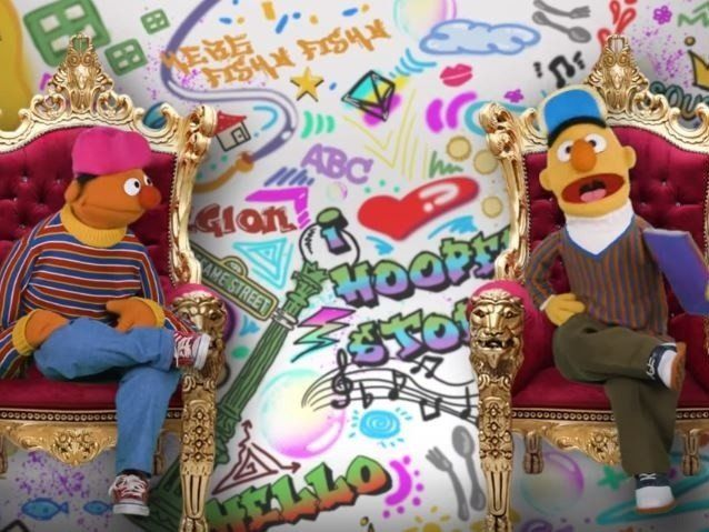 Se Bert & Ernie Remake's Of 'The Fresh Prince Of Bel-Air' temasang