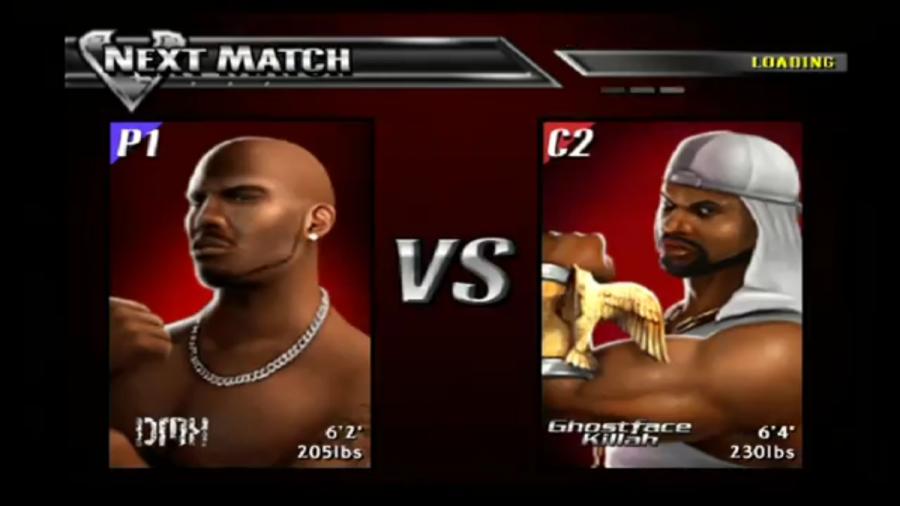 Def Jam Tipps für ein weiteres Kampfvideospiel