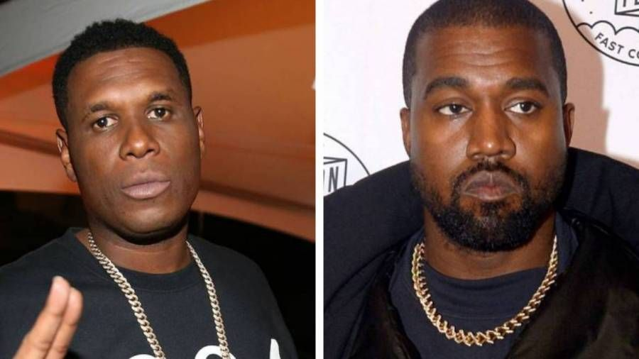 Jay Electronica býður Kanye West nokkra neista: 'Flame On King!