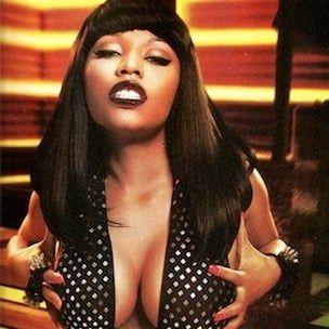 Nicki Minajs 'Black Men's Magazine' Bilder enthüllt