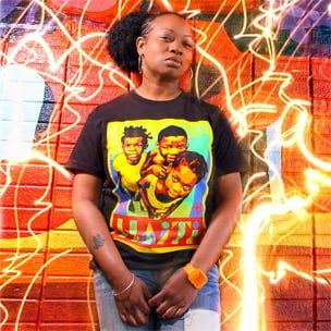 Bahamadia kunngjør fjerde album 'HER', med utenlandsk valuta
