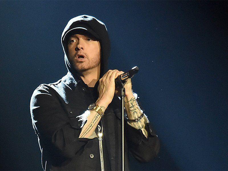Eminem übernimmt die Kontrolle über seinen Twitter-Account