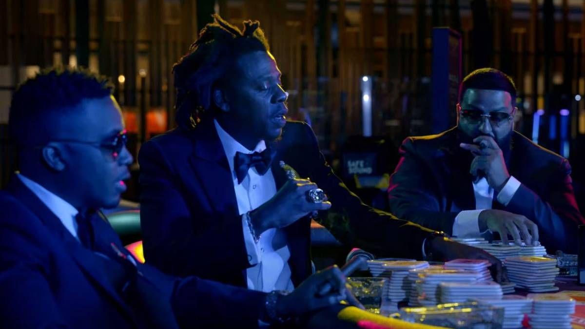 Nas dit qu'entendre les bars de JAY-Z sur la collaboration de DJ Khaled lui a donné envie de réviser les siens