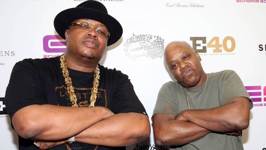 For $ hort Forklarer Snoop Dogg, Ice Cube & E-40 Supergroup er for hiphop - IKKE vesken