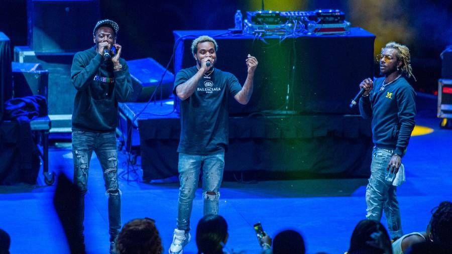 Травис Портер најављује повратак концертом за паркинг у Атланти