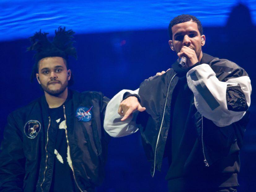The Weeknd beschuldigt, Drake in der Single 'Lost In The Fire' aufgelöst zu haben