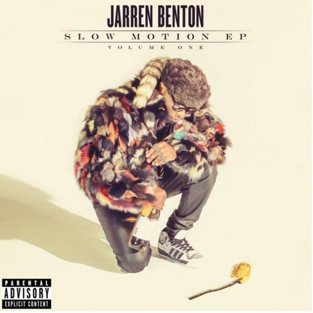 Jarren Benton 'Slow Motion Vol. 1 'Cover Art, Tracklist et EP Stream