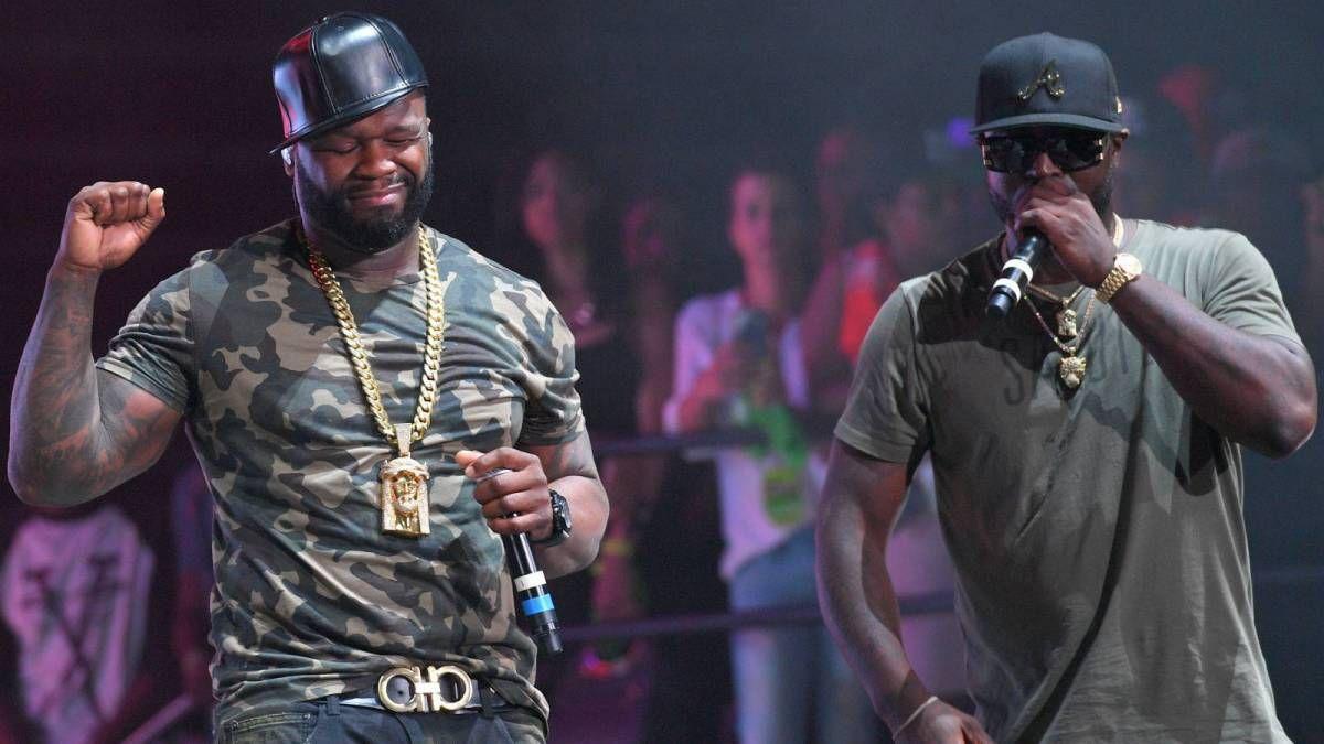Young Buck 50 Cent mal ətinin hamısının saxta olduğunu iddia etdi: 'Hamımız Muthafuckin' Göt oynadıq