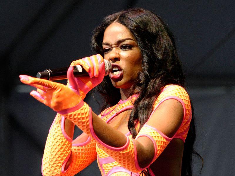 Azealia Banks knallt 'Wild' N Out ', nachdem Witze sie beim Tapen zum Weinen gebracht haben