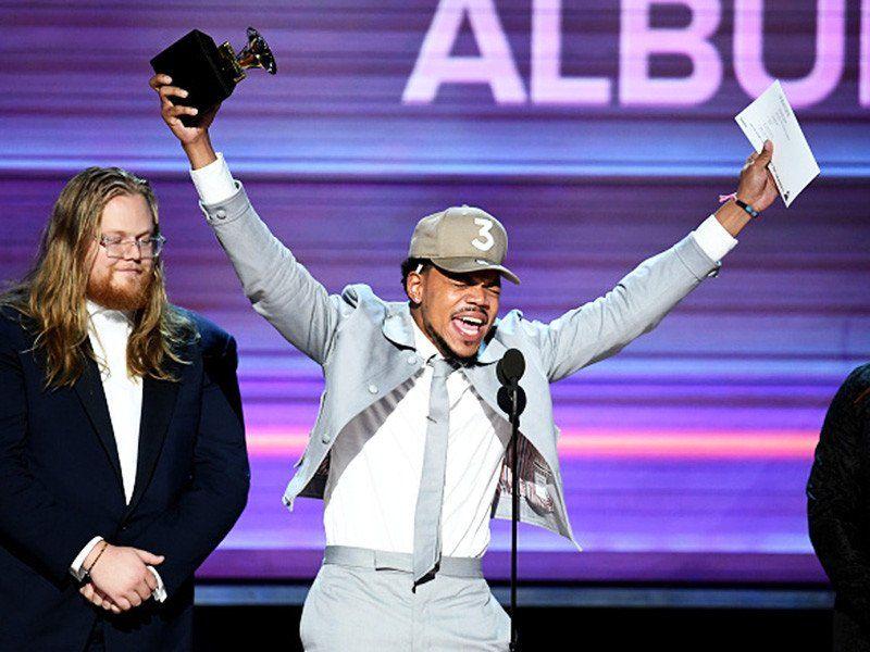 Chance The Rapper vinner beste rapalbum og beste nye artist ved Grammy Awards 2017