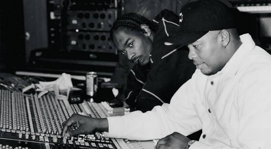 Death Row Records Studio þar sem 2Pac, Dr. Dre & Snoop Dogg Classics voru tekin upp keypt af MixedByAli frá TDE