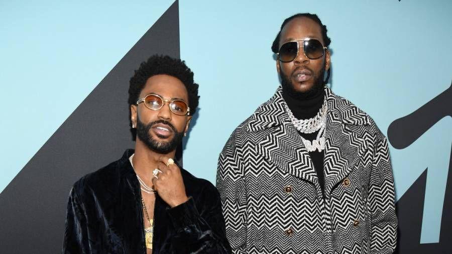 2 Chainz, Big Sean und J. Cole haben sich gerade auf Platin- und Goldtafeln zusammengetan