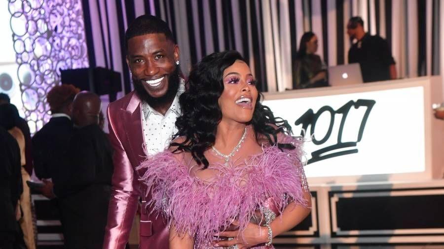 Gucci Mane & Wife Keyshia Ka'oir erwarten gemeinsam das erste eisige Bündel Freude