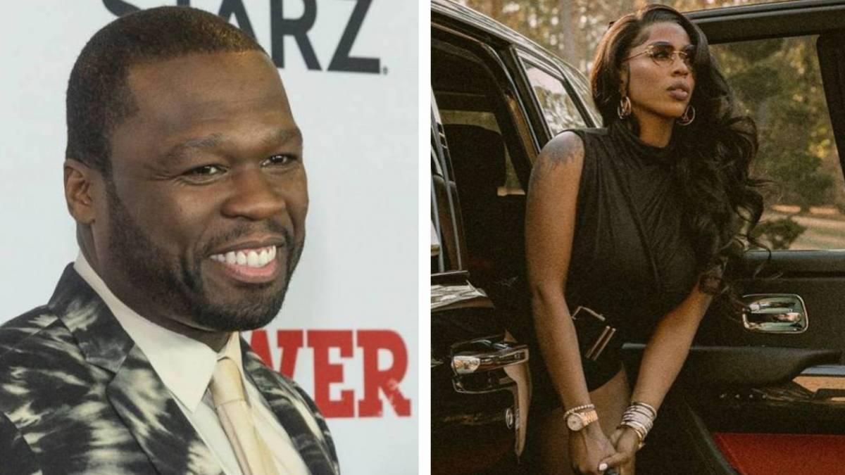 50 Cent Verleihung der Detroit-Authentizität an Starz 'Black Mafia Family'-Serie mit Kash Doll Casting