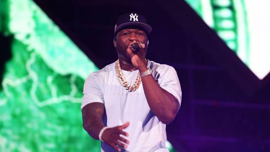 50 Cent stillinger bare røv kinder efter seneste Emmys Miss