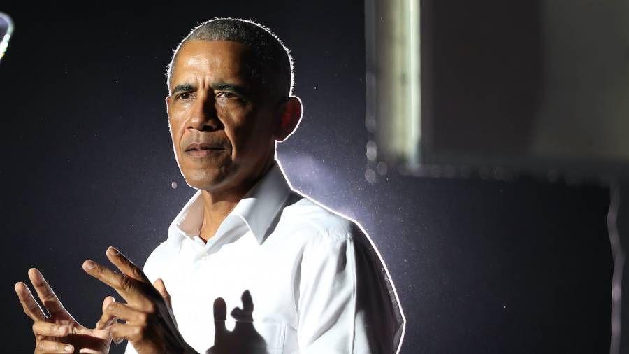 Barack Obama montre son amour à Lil Baby, Travis Scott, J.Cole, Goodie Mob et plus avec la liste de lecture 2020