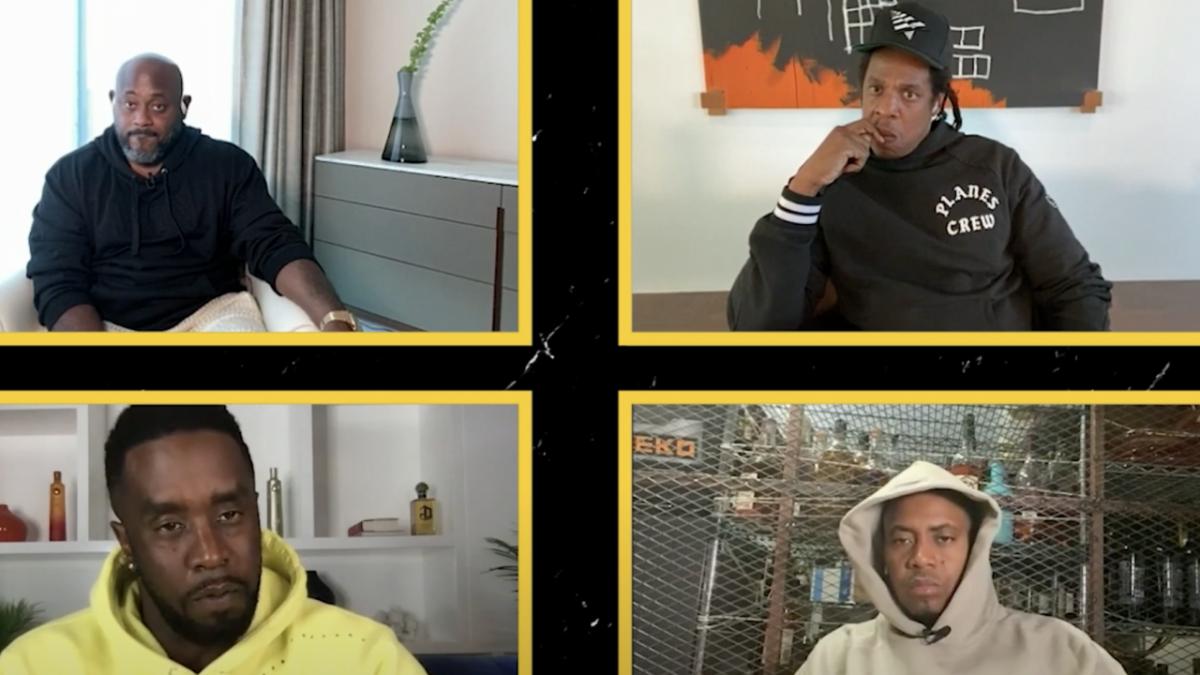 JAY-Z, Nasas ir Diddy pritaria NYC kandidatui į merus Ray McGuire