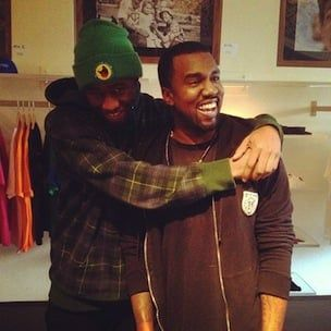 Kanye West wollte auf Tyler sein, dem 'IFHY' des Schöpfers.