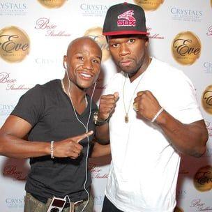 50 Cent würden den Kampf gegen Floyd Mayweather Jr. verlieren, sagt Floyd Mayweather Sr.