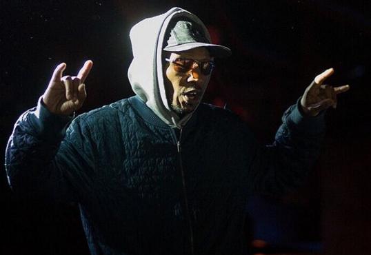 Del The Funky Homosapien erinnert sich an Ghostwriting für Ice Cube & Gorillaz '' Clint Eastwood '' als seine einzige Platin-Platte