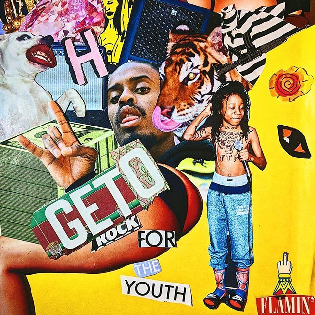 Posterz Rapper Nate Husser lässt Debüt-EP 'Geto Rock For The Youth' fallen