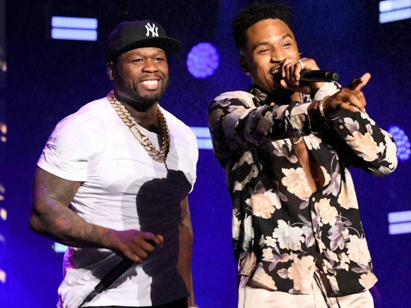 Trey Songz reagiert auf 'Power' -Thema-Song-Backlash & 50-Cent-Intercepts