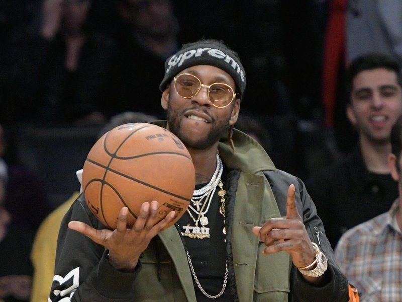 2 Chainz Gold segnet LeBron James, nachdem er Michael Jordan auf der NBA-Liste aller Zeiten überholt hat