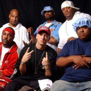 Laut Kuniva ist Eminems Cleanin 'Out My Closet ursprünglich ein D12-Song